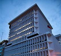 Sub sede del Banco Central de Venezuela (BCV)